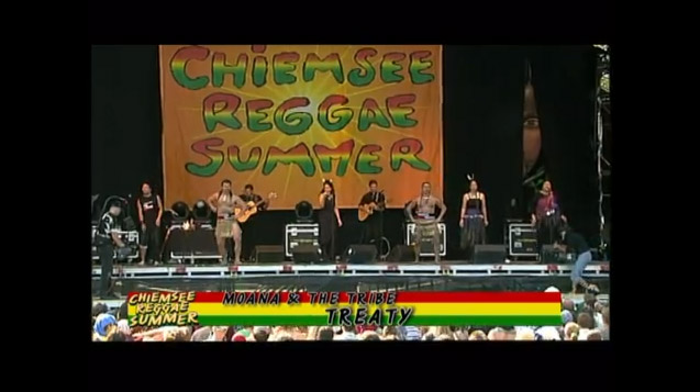 TREATY, (Chiemsee Reggae Festival, Germany)